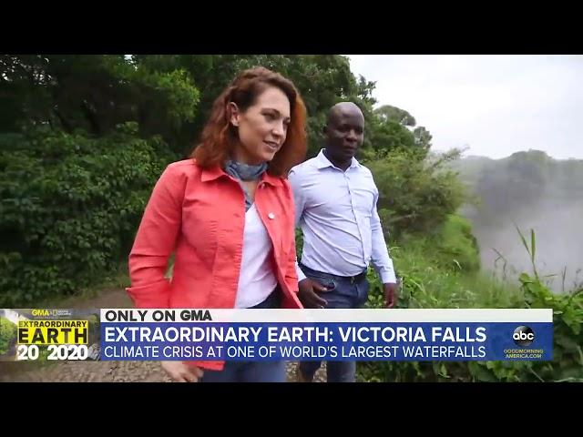 Extraordinary Earth Explores #VictoriaFalls, #Zimbabwe.
