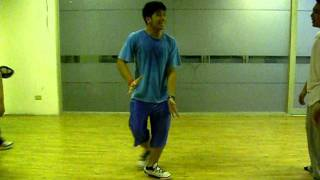 Gambar cover Gene Pao and Alex (Popping Soultrain) (Pinoy Funk'in Styles Training)