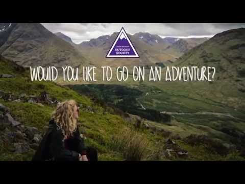 Join the Adventure - Leeds Beckett Outdoor Society 2016