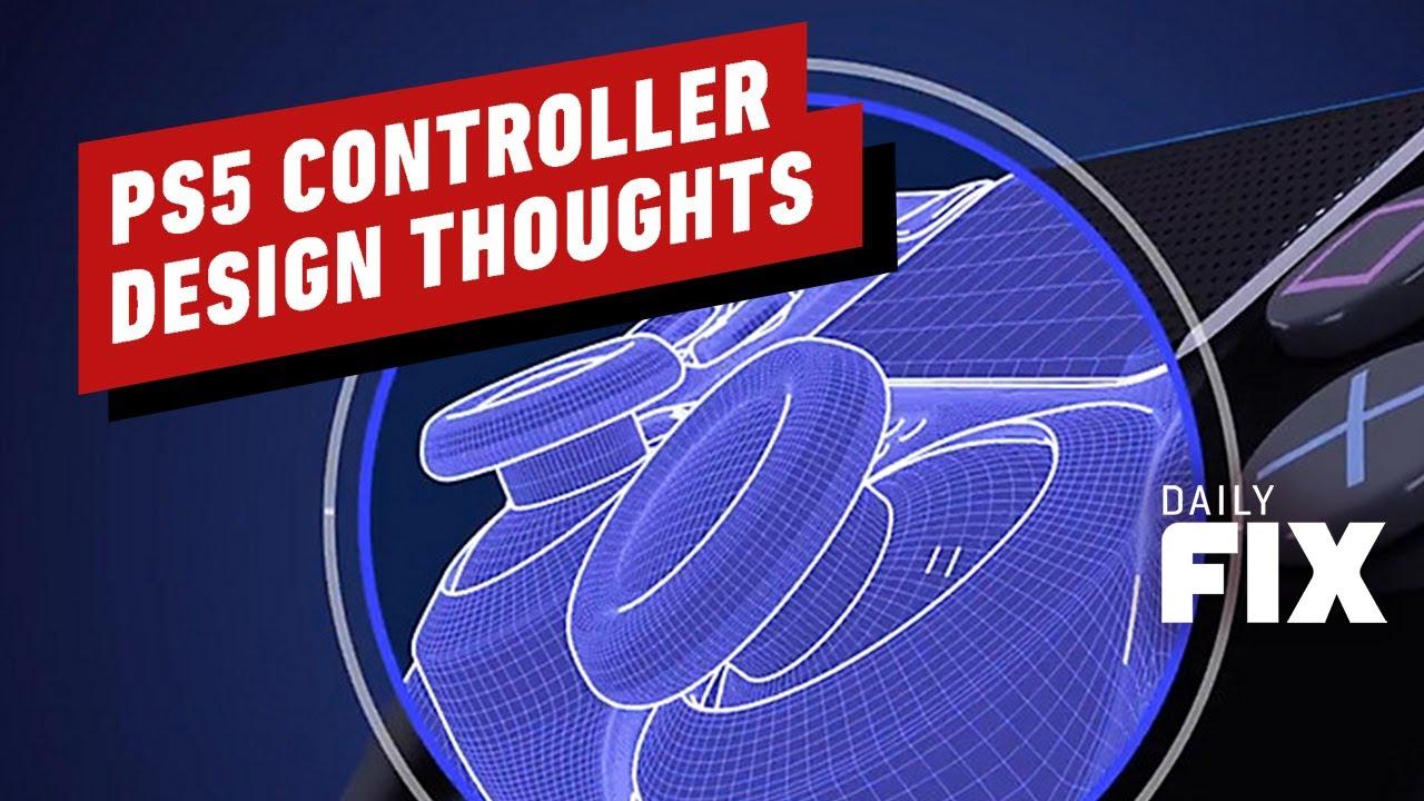 Voici ce que le contrôleur PS5 pourrait apprendre de Microsoft - IGN Daily Fix + vidéo
