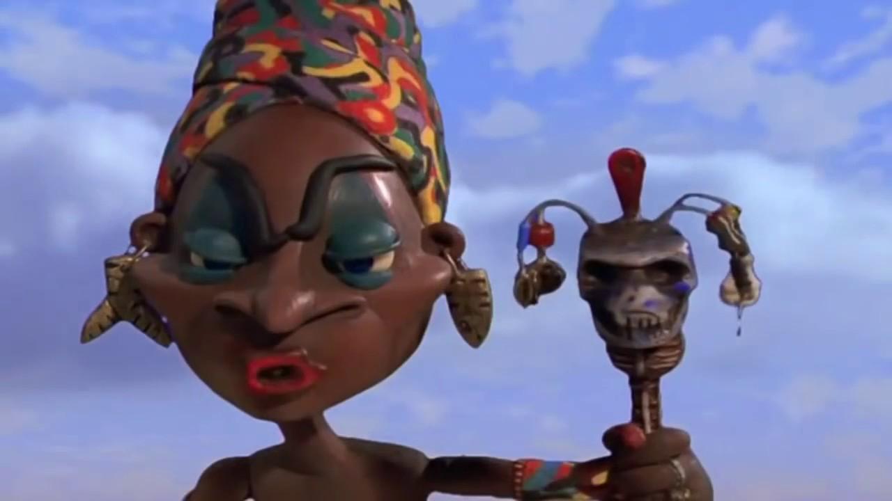 The PJs Season 1 Episode 13 - Haiti Sings The Blues