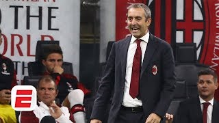 Should Marco Giampaolo get the sack at AC Milan? | Serie A