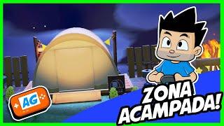 VIENE un DESCONOCIDO a mi ISLA de Animal Crossing new Horizons