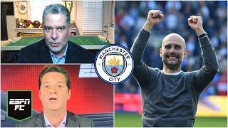 PREMIER LEAGUE Manchester City IMPARABLE. ¿Es Guardiola de los mejores DTs de la historia? | ESPN FC