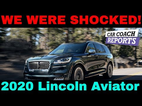 2020 Lincoln Aviator Review | Quiet Flight in Lincoln Style