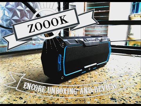 The Best Budget Bluetooth Speakers Zoook Zb Jazz Rock