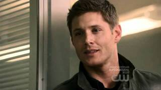 Supernatural- Dean erases Lisa and ben's memory [HQ]
