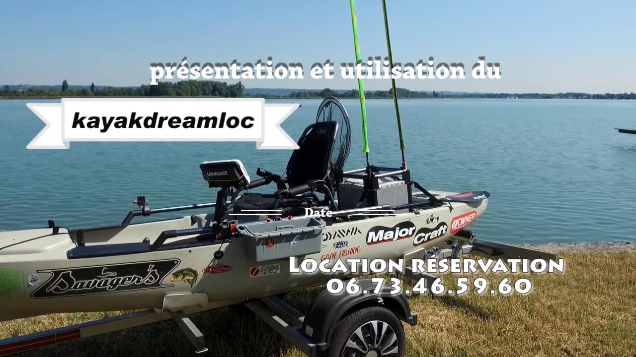 Laurent Alloin kayak dream loc.Reportage Gérard Alloin