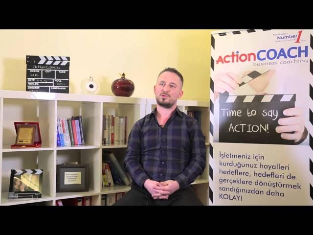 Müşterilerimiz ActionCOACH Hakkında Neler Düşünüyor? İlkay Hergül-Büyükşehir Ortak Sağlık