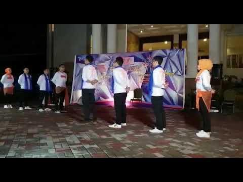 Penampilan BRI Got Talent FPK Kantor Cabang Polewali (Medley Tobelo, Dance India dan Fire Atraction)