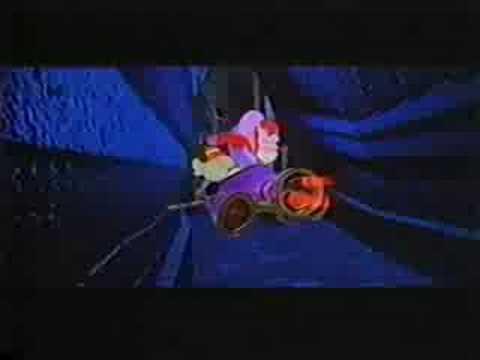 Hanna Barbera Ride - 1991 Universal Studios