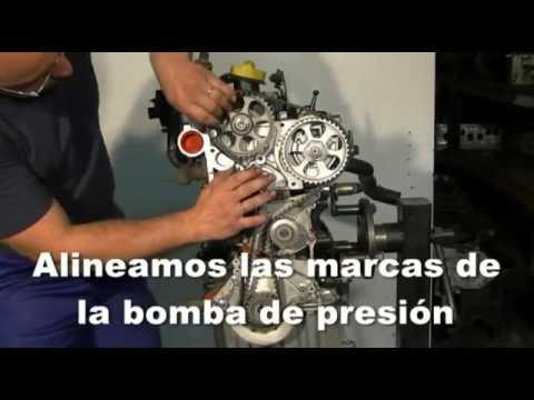 Замена ГРМ на моторе F9Q 1.9 100 л.с.