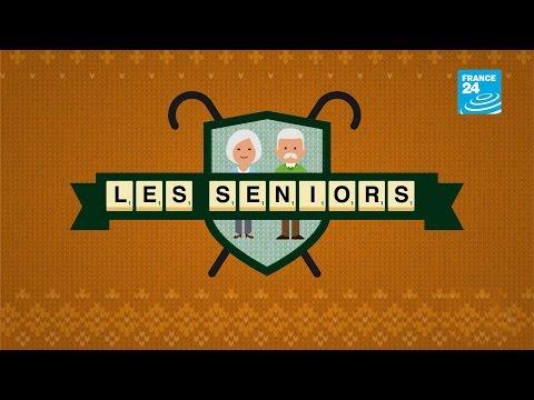 La France face au vieillissement de sa population #POSTER
