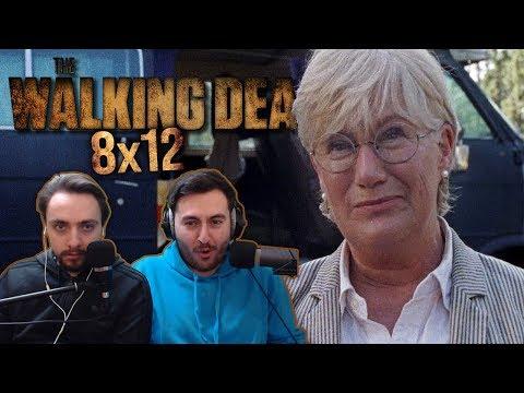 The Walking Dead Season 8 Episode 12 REACTION