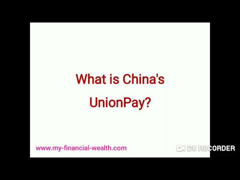 What Is Union Pay?