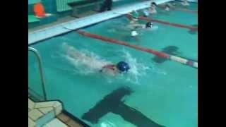 Плавание   первые уроки