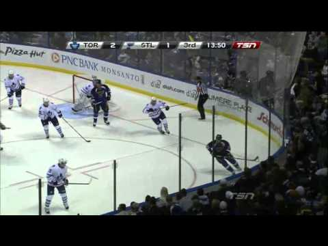 Toronto Maple Leafs vs St. Louis Blues In 6 Minutes November 10th 2011