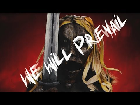 KOBRA AND THE LOTUS - Prevail (Official Lyric Video)   Napalm Records