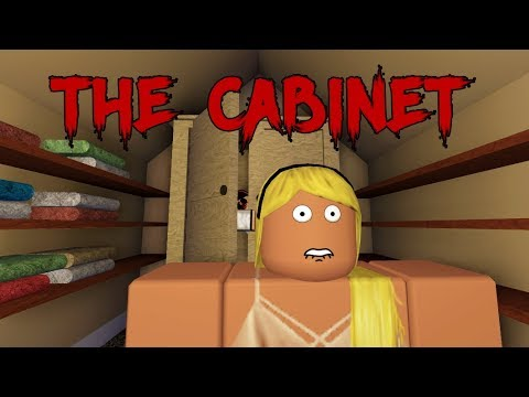 The Cabinet ( A Roblox Horror Story )