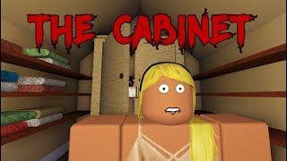 O gabinete (a Roblox Horror Story)