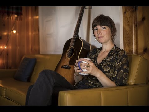 Anna Tivel: Fenceline | Peluso Microphone Lab Presents: Yellow Couch Sessions