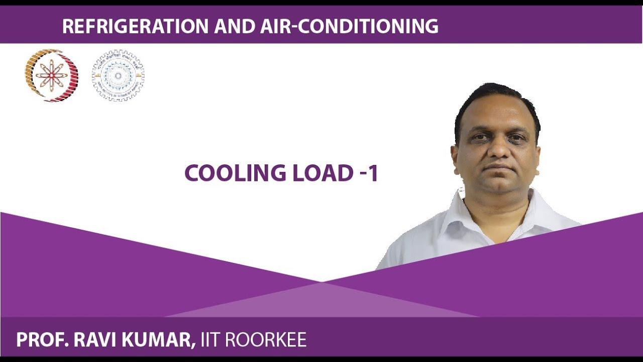 Cooling Load -1