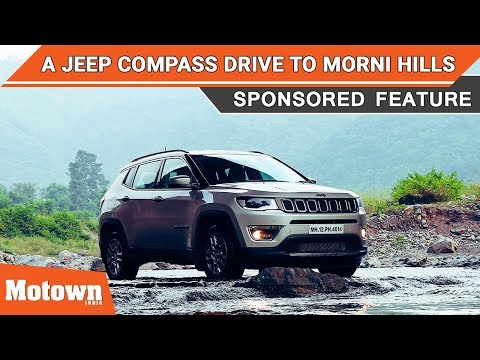 A Jeep Compass Drive To Morni Hills | Sponsored Feature