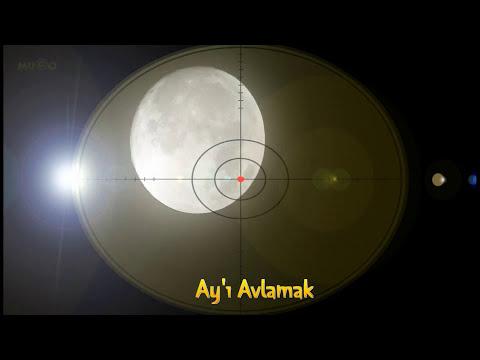 Ay'ı Avlamak - Bulutlu Bir Gecede Dolunay (By Müc@hit 2015 / 1080p HQ) Mu©o