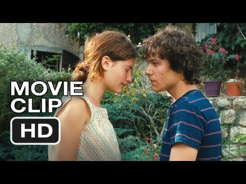 Goodbye First Love Movie CLIP #1 - I Love You (2012) HD