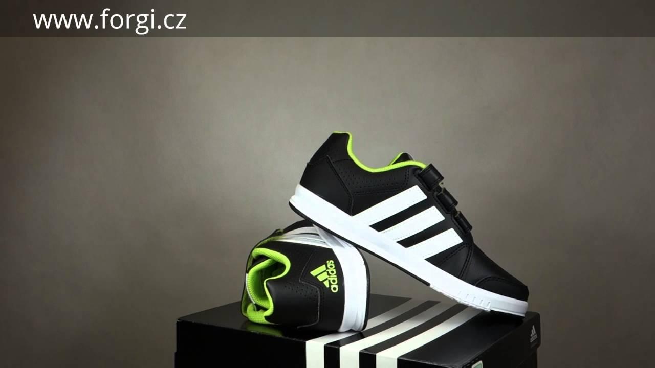 Dětské boty adidas Performance LK Trainer 7 CF K AF4638 - YouTube c00bca1eeca