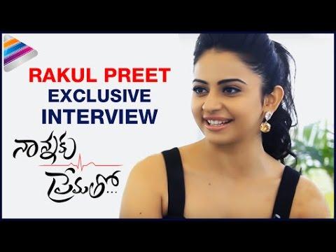 Rakul Preet Exclusive Interview   Nannaku Prematho Movie   Straight with Swapna   Telugu Filmnagar