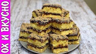 Проверенный Рецепт Домашнего Торта Простой Торт с Шоколадным Кремом
