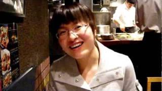 中国人が日本の印象を酔いながら語る