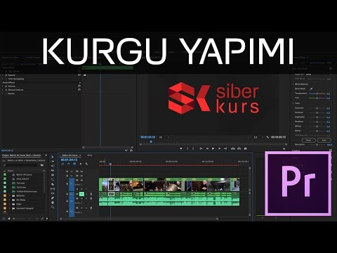 Premiere Pro'da Montaj Yapımı | Tek Videoda Premiere Öğren (Adobe Premiere Pro Dersleri)