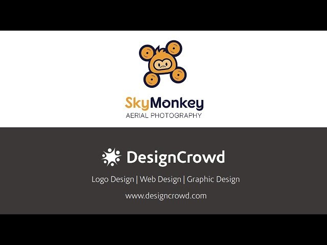 Why DesignCrowd was 'the perfect choice' for Sky Monkey's logo design