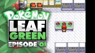 Pokémon Leaf Green Randomizer Nuzlocke Part 1: How Random Can We Go!?