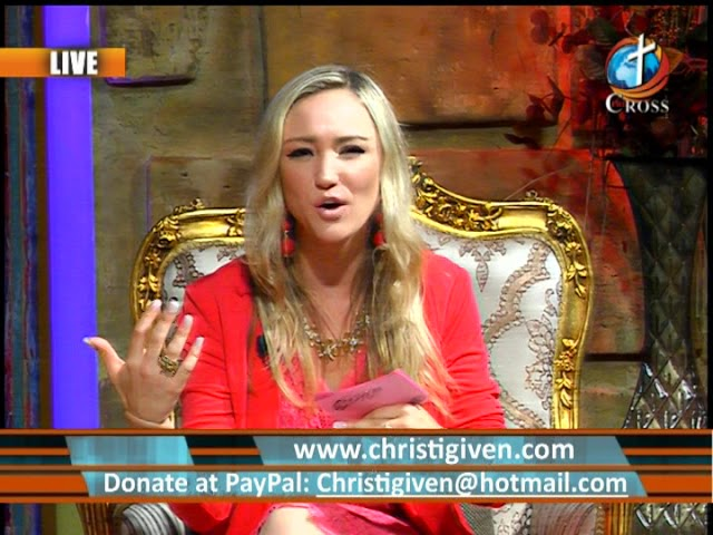 Power Source with Christi Given  06-20-2018