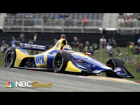IndyCar Grand Prix of Long Beach 2019 | EXTENDED HIGHLIGHTS | 4/14/19 | NBC Sports