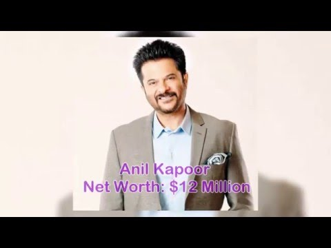 Top 20 Richest Bollywood Actor 2015-2016