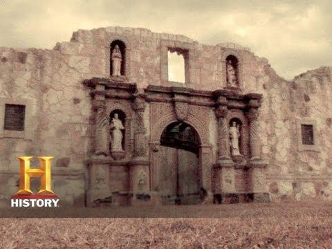 Deconstructing History: Alamo | History