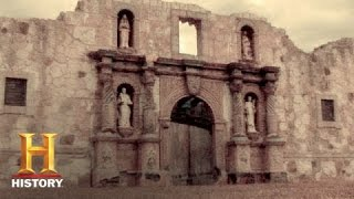 History: History of the Alamo thumbnail