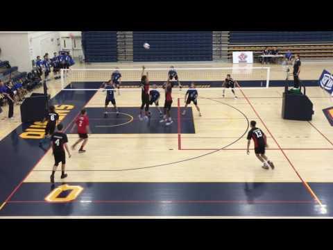 Team O vs Alberta (Power Pool)