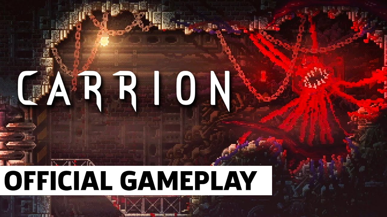 Carrion - Exclusive First 25 Minutes of Monster Massacre Gameplay - GameSpot