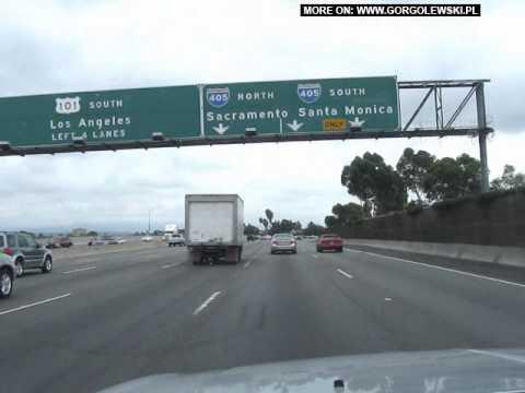 Los Angeles - Ventura Freeway - U.S. Route 101