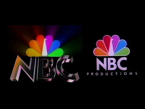 NBC International Ltd. / NBC Productions logo (1986)