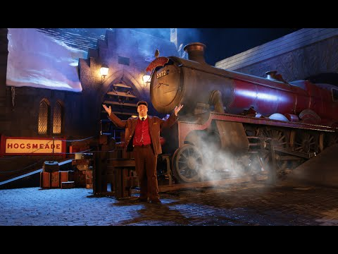 Inside Look At The Wizarding World Of Harry Potter Coming ...