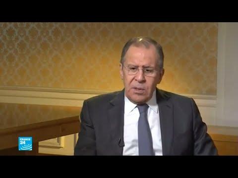 لافروف لا يستبعد تسليم دمشق أنظمة إس 300 الصاروخية  - نشر قبل 17 دقيقة