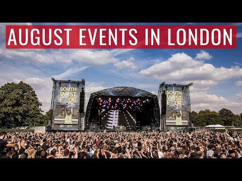 What To Do In London In August