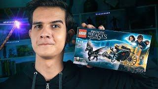 LEGO Фантастические Твари - ПОБЕГ ГРИНДЕВАЛЬДА (75951)