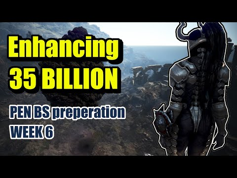 Building failstacks for PEN bs lancia Week 6 | BDO